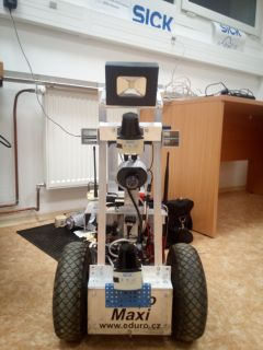 SubT STIX in Ten Weeks (Robotika cz > Competitions > DARPA