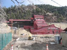 Gold Mine in Idaho Springs