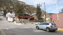 Our base in Idaho Springs