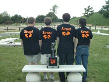 Sirael Team from the back