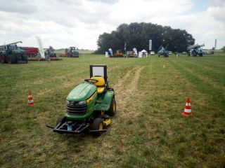 John Deere at Field Days 2018
